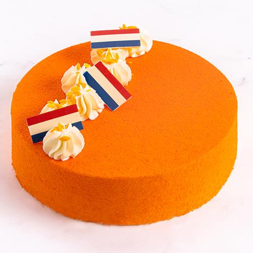 EK Bavaroise taart