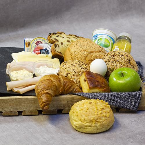 Halal ontbijt
