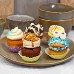Cupcakes ( 5 stuks gevarieerd)