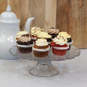 Mini cupcakes (doosje van 8 stuks)
