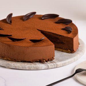Chocolade Truffel Taart