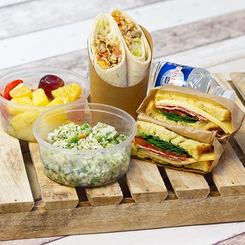 Lunchpakket 'Lekker compleet'