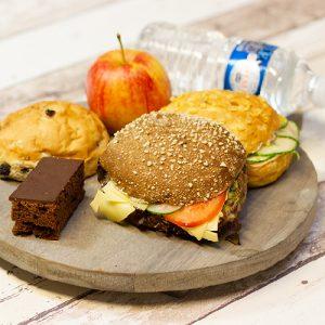 Lunchpakket 'Lekker makkelijk'