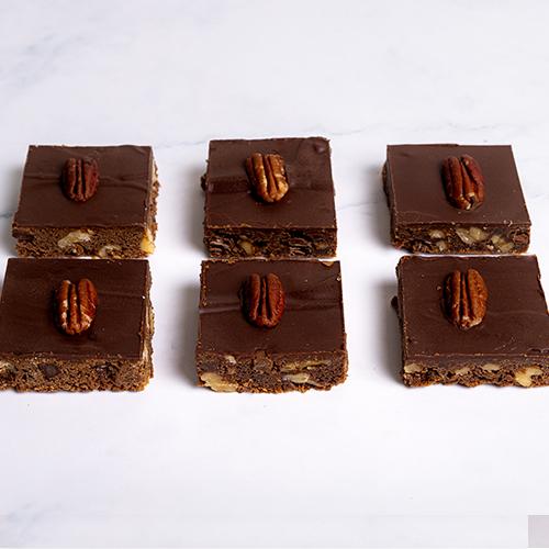 Luxe Brownies (10 stuks)