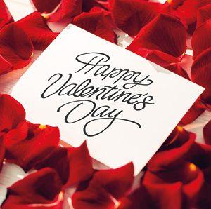 Kaartje valentijn