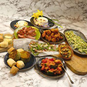 Lente dinerbox (shared dinner)