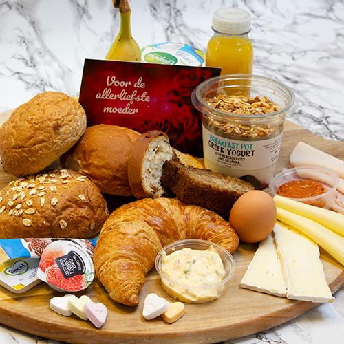 Luxe Moederdag ontbijtservice